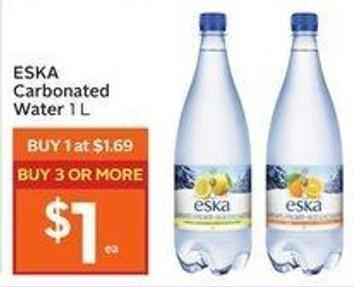 ESKA Carbonated Water