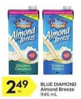 Blue Diamond Almond Breeze 946 ml