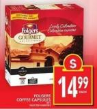 Folgers Coffee Capsules