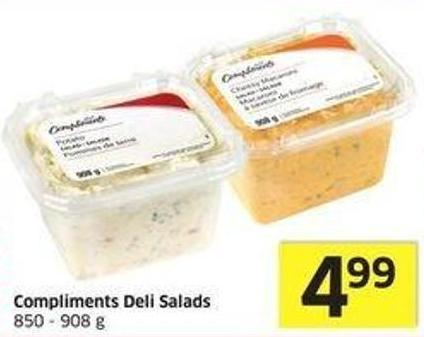 Compliments Deli Salads 850 - 908 g
