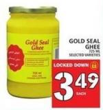 Gold Seal Ghee 725 Ml