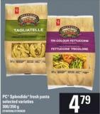 PC Splendido Fresh Pasta - 300/350 g