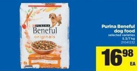 Purina Beneful Dog Food