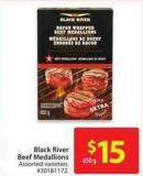 Black River Beef Medallions