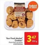 Your Fresh Market Cookies 390 g