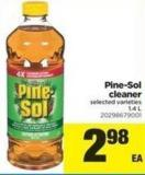 Pine-sol Cleaner - 1.4 L
