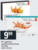 PC Appetizers - 112-454 g