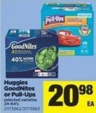 Huggies Goodnites - 24-64's