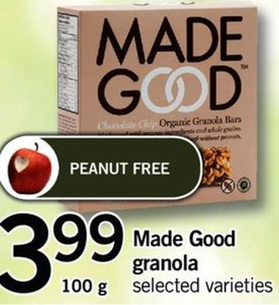 Made Good Granola - 100 g