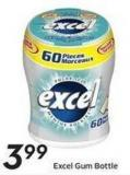 Excel Gum Bottle