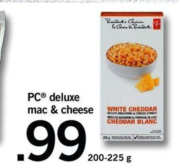 PC Deluxe Mac & Cheese