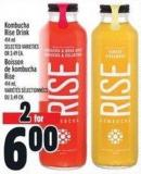 Kombucha Rise Drink 414 ml