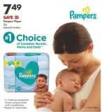 Pampers Wipes 3ct