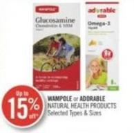 Wampole or Adorable Natural Health Products