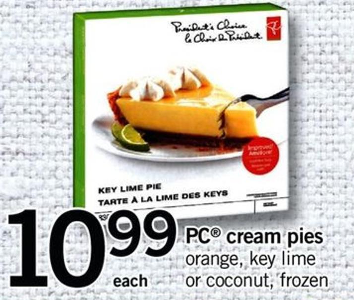 PC Cream Pies