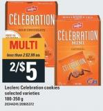 Leclerc Celebration Cookies - 100-350 g