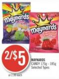 Maynards Candy 170g - 185g