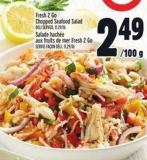 Fresh 2 Go Chopped Seafood Salad