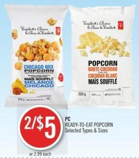 PC Ready-to-eat Popcorn