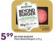 Beyond Burger Plant-based Burgers 226 g