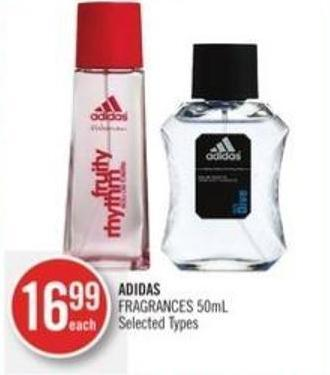 Adidas Fragrances