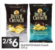 Old Dutch Dutch Crunch 200 g