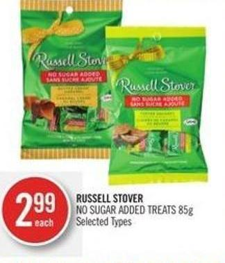 Russell Stover No Sugar Added Treats