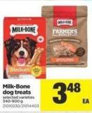 Milk-bone Dog Treats - 340-900 g