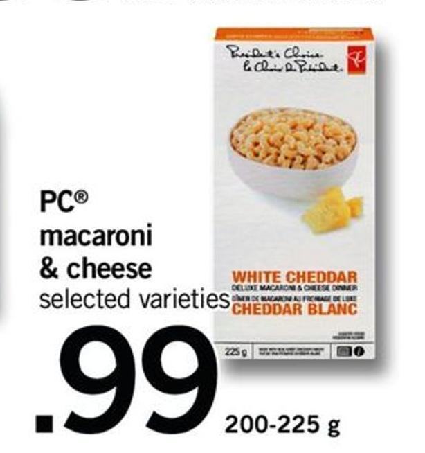 PC Macaroni & Cheese - 200-225 G