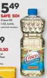 Crisco Oil 1.42l Bottle