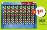 Compliments Candy Cane Peppermint 16 X 200 g