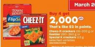 Cheez-it Crackers - 191-200 G Or Keebler - 260-360 G Or Special K Crackers - 113 G