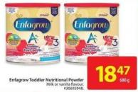 Enfagrow Toddler Nutritional Powder 680 g