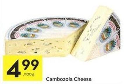 Cambozola Cheese