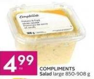 Compliments Salad Large 850-908 g