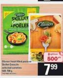 Olivieri Fresh Filled Pasta Or Skillet Gnocchi - 500-700 g