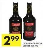 Golden Dragon Sauces 455 ml