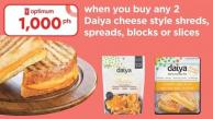 Daiya Cheese Style Shreds - Spreads - Blocks Or Slices