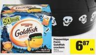 Pepperidge Farm Goldfish Crackers - 700 g