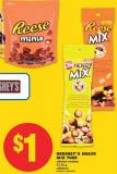 Hershey's Snack Mix Tube - 45-56 g