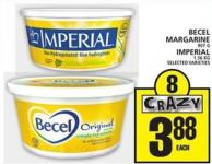 Becel Margarine Or Imperial