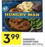Swanson Hungry-man Dinners