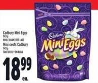 Cadbury Mini Eggs 943 G