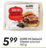 Dor'-mi Haloumi Selected 160 g