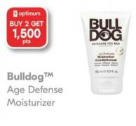 Bulldog Age Defense Moisturizer