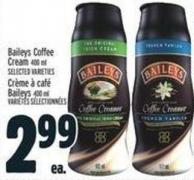 Baileys Coffee Cream 400 ml