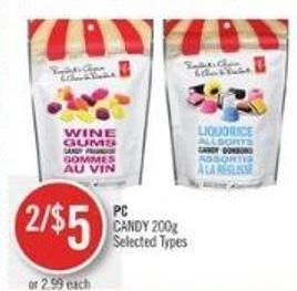 PC Candy 200g