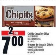 Chipits Chocolate Chips