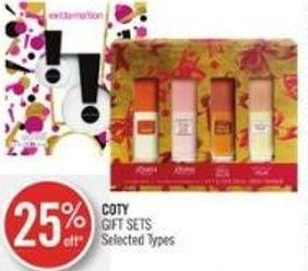 Coty  Gift Sets