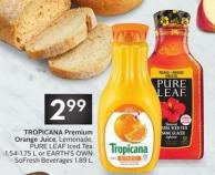 Tropicana Premium Orange Juice